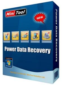 MiniTool Power Data Recovery 9.0 Technician RePack by KpoJIuK [Multi/Ru]