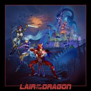 Wolf and Raven - Lair of the Dragon