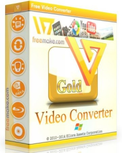Freemake Video Converter 4.1.13.15 RePack (& Portable) by elchupacabra [Multi/Ru]