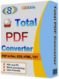 CoolUtils Total PDF Converter 6.1.0.232 RePack (& portable) by elchupacabra [Multi/Ru]