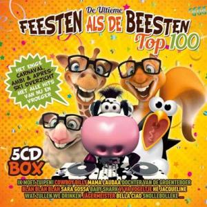VA - De Ultieme Feesten Als De Beesten Top 100
