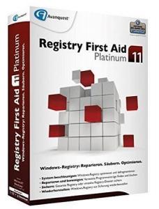 Registry First Aid Platinum 11.3.0 Build 2585 RePack (& Portable) by TryRooM [Multi/Ru]