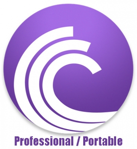 BitTorrent Pro 7.10.5 build 45272 Portable by SanLex [Multi/Ru]