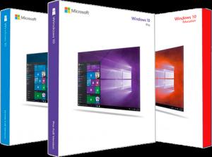 Microsoft Windows 10 Version 1809 with Update 17763.437 by adguard [Ru/En]