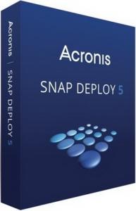 Acronis Snap Deploy 5.0.1924 + BootCD [Ru/En]