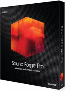 MAGIX Sound Forge Pro 14.0 Build 43 RePack by KpoJIuK [Ru/En]