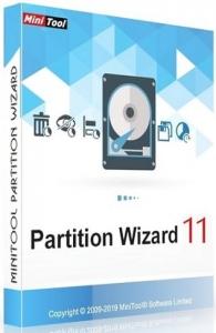 MiniTool Partition Wizard Technician 11.6.0 RePack by KpoJIuK [Multi/Ru]