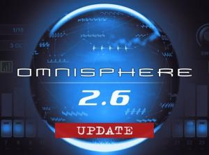 Spectrasonics - Omnisphere Update 2.6.1c/2.6.1e VSTi, STANDALONE, AAX [En]