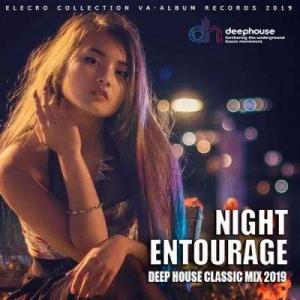 VA - Night Entourage: Deep House Classic Mix