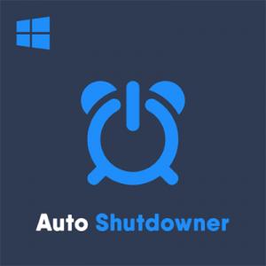 Auto Shutdowner 1.3 + Portable [Ru/En]