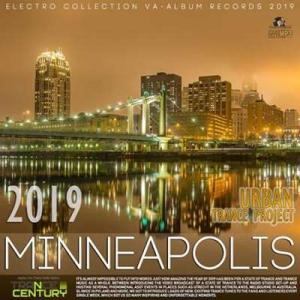 VA - Minneapolis: Urban Trance Project