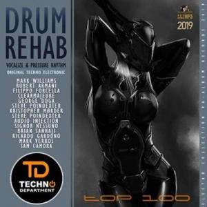VA - Drum Rehab: Vocalize & Pressure Rhythm