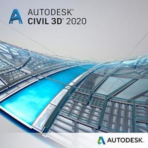 Autodesk Civil 3D 2020 [Ru]