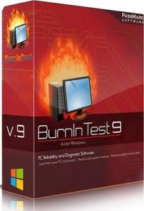PassMark BurnInTest Pro 9.0 Build 1015 RePack (& Portable) by elchupacabra [En]
