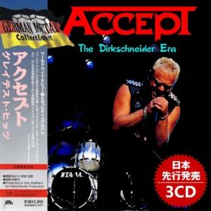 Accept - The Dirkschneider Era 3CD