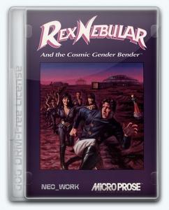 Rex Nebular and the Cosmic Gender Bender