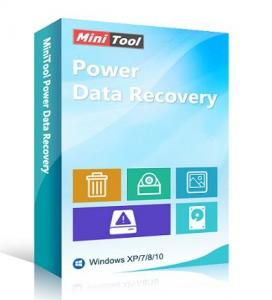 MiniTool Power Data Recovery 9.0 Technician RePack (& Portable) by elchupacabra [Multi/Ru]