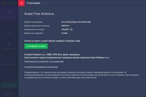 Avast Free Antivirus 21.1.2449 (build 21.1.5968.0) Final [Multi/Ru]