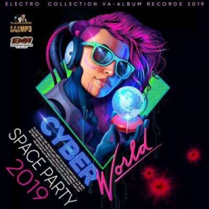 VA - Cyber World: Electronic Space Party