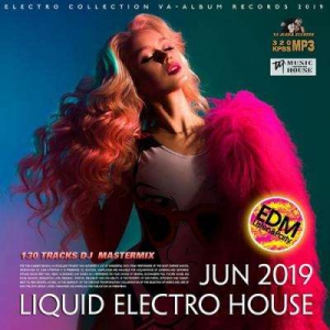 VA - Liquid Electro House