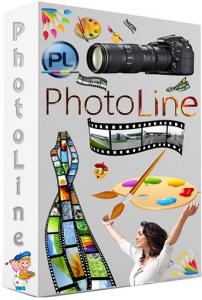 PhotoLine 22.03 RePack (& Portable) by elchupacabra [Multi/Ru]