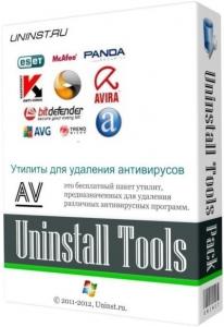 AV Uninstall Tools Pack 2019.04 [Ru/En]