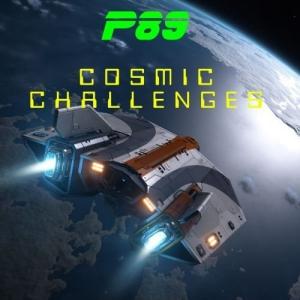 P89 - Cosmic Challenges