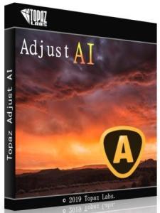 Topaz Adjust AI 1.0.2 RePack (& Portable) by TryRooM [En]