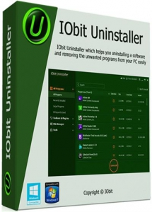 IObit Uninstaller Pro 9.3.0.9 RePack (& Portable) by D!akov [Multi/Ru]