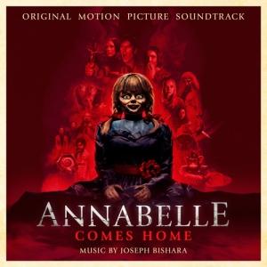 Annabelle Comes Home / Проклятие Аннабель 3 (Original Motion Picture Soundtrack)