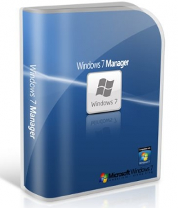 Windows 7 Manager 5.2.0 DC 05.07.2019 RePack (& portable) by elchupacabra [En]