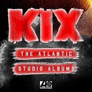 Kix - The Atlantic Studio Albums