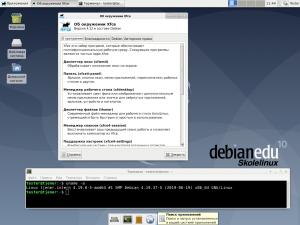 Debian Edu - Skolelinux 10.0 Buster I [i386, x86-64] DVD, CD
