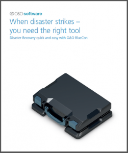 O&O BlueCon Tech Edition 16.0 Build 6639 WinPE Boot CD [En]