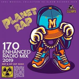 VA - Planet Rap: Enhanced Radio Mix