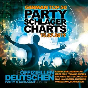 VA - German Top 50 Party Schlager Charts 15.07.2019