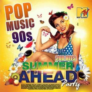 VA - Summer Ahead: Party Pop Music 90s