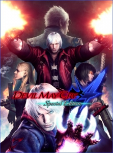 Devil May Cry 4: Special Edition (Дэвил Мэй Край 4)