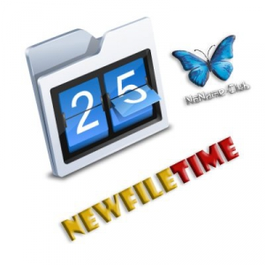 NewFileTime 4.44 Portable [Multi/Ru]