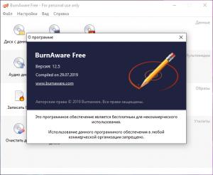 BurnAware Free 12.6 [Multi/Ru]