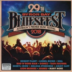 VA - 29th Byron Bay Bluesfest 2018