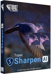 Topaz Sharpen AI 3.1.0 RePack (& Portable) by elchupacabra [En]