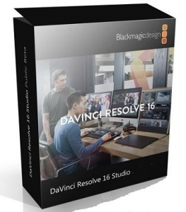 Blackmagic Design DaVinci Resolve Studio 16.0.0.060 RePack by KpoJIuK + Components 2019.08.09 [Multi/Ru]