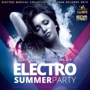 VA - Original House Mix: Electro Summer Party