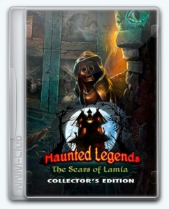 Haunted Legends 15: The Scars of Lamia