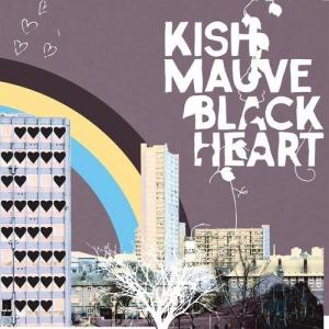 Kish Mauve - Black Heart