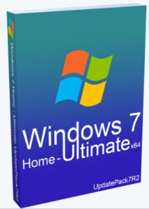 Windows 7 Home - Ultimate (x86/x64) UpdPack7R2 by ProDarks (20.7.15)