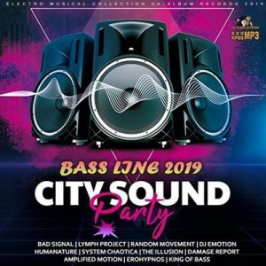 VA - Drum City Sound Party