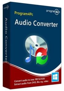 Program4Pc Audio Converter Pro 7.2 RePack (& Portable) by elchupacabra [Multi/Ru]