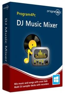 Program4Pc DJ Music Mixer 8.1 RePack (& Portable) by elchupacabra [Multi/Ru]